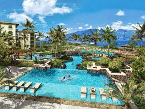 Ritz-Carlton, Kapalua, Maui, Hawaii