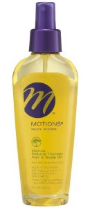 #2. Motions Marula Natural Therapy Hair & Scalp Oil