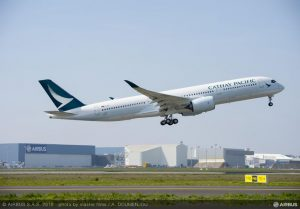 #3. Cathay Pacific