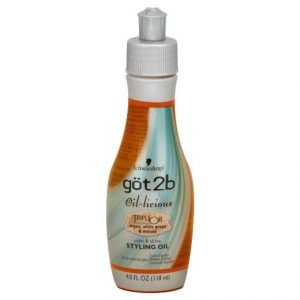 #4. Cot2b Oil-Licious Styling Oil