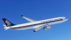 #4. Singapore Airlines