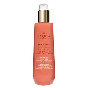#8. Marula Light Hair Treatment and Styling Oil