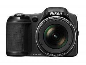 #9. Nikon COOLPIX L820 Digital Camera
