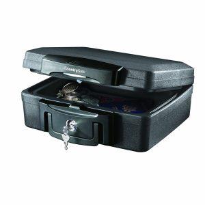 #10. SentrySafe H0100CG Fire-Safe