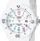 #2. Casio LRW200H-7BVCF Women's Watch