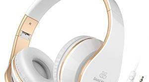 #2. Headphones, Sound Intone I65 Headphones