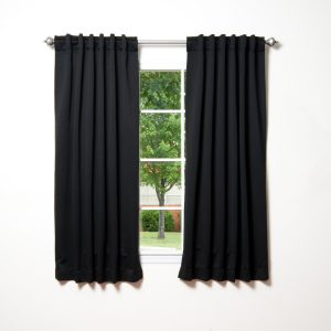 #1. Best home fashion blackout curtain