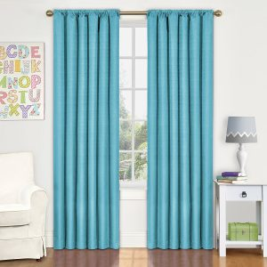 #2. Eclipse Kids Kendall blackout curtain