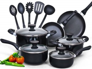 #6. Cook N Home 15 Piece