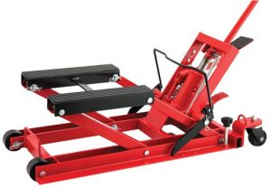 #7. ATD 7461 motorcycle lift