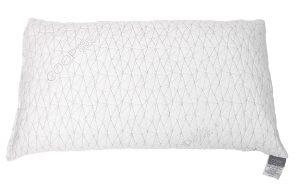 #1. Coop home goods adjustable memory foam pillow-queen