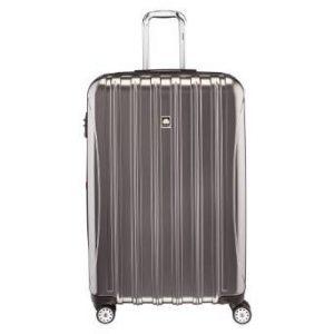 #1. Delsey luggage helium aero trolley