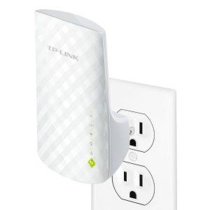 #10. TP-Link AC750 Wi-Fi booster