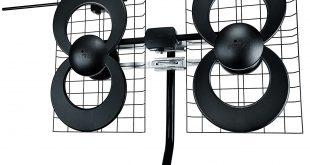 2. ClearStream 4V Indoor/Outdoor HDTV Antenna