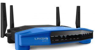 2. Linksys WRT1900 AC