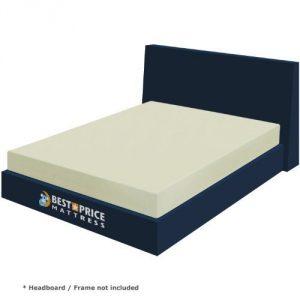 #3. Best price mattress memory foam – twin