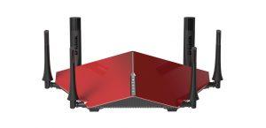 3. NETGEAR Nighthawk AC1900 (24×8) Wi-Fi Cable Modem Router