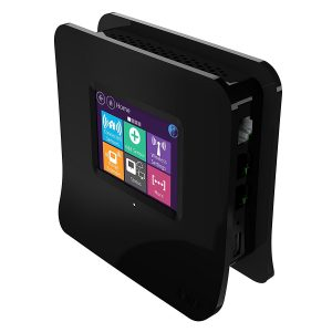#4. Securifi almond touch screen Wi-Fi booster
