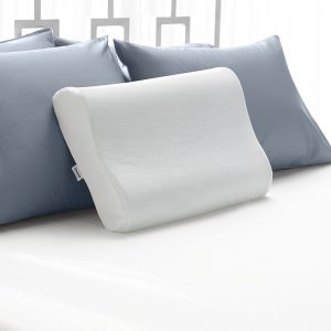 8. PharmeDoc contour memory foam pillow