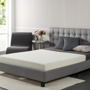 #8. Sleep master ultima comfort memory foam – twin