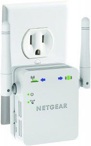 #9. Netgear N300 wall plug version Wi-Fi booster