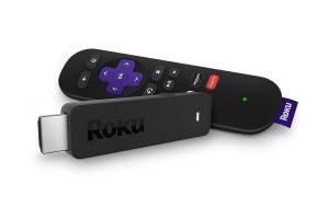 2. Roku 3600R Streaming Stick—2016 Model
