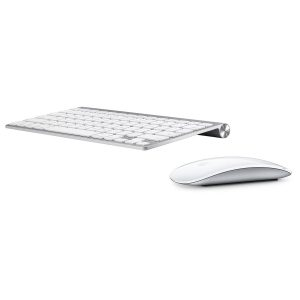 3. Apple Wireless Keyboard with Apple Magic Mouse