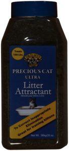 3. Ultra litter Attractant Precious cat