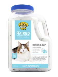 4. Dr Elsey's Precious Cat Long Haired Cat Litter