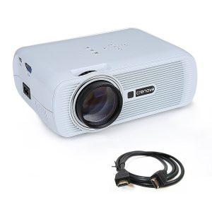 #6. Crenova XPE460 LED Video Home Theater Projector