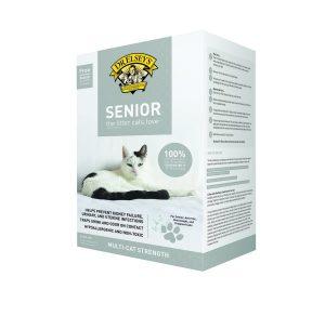 6. Precious 8lbs Cat Senior Cat Litter