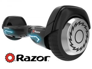 #6. Razor Hovertrax Self Balancing Smart Scooter Hoverboard (Black)