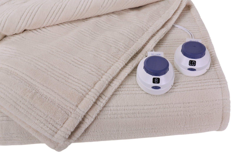 6. Ultra Soft Microfiber King Size Blanket