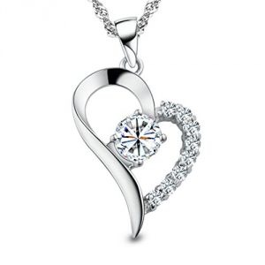 #8. You Are the Only One in My Heart Necklace