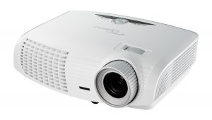 #9. Optoma HD25-LV 1080p Home Theater Projector