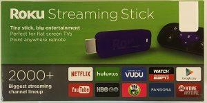 9. Roku 3500RW HDMI Streaming Stick Special VUDU Edition