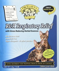 9.Precious Cat Silica Gel Biodegradable Litter