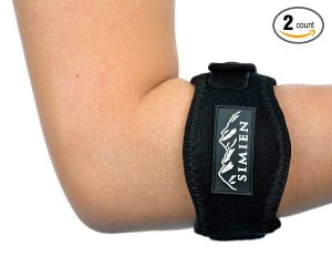 1. SIMIEN Tennis Elbow Brace