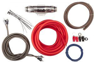 4. Lighting Audio by Rockford Fosgate Installation Kit