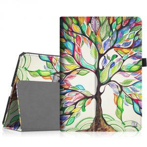 4. Fintie iPad Pro 9.7 Case, Premium Vegan Leather