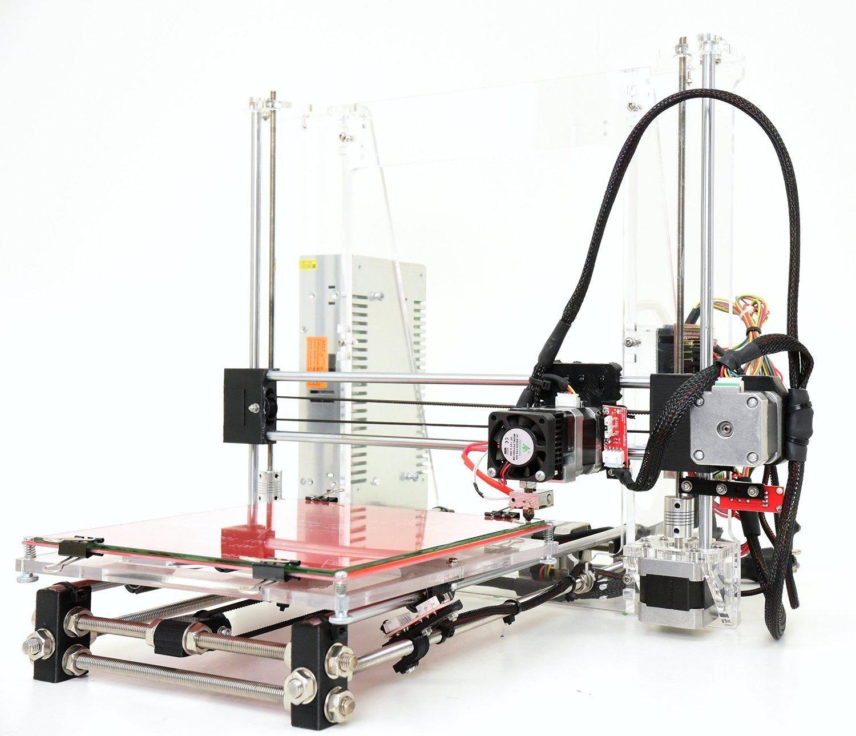 6. RepRap Guru DIY Prusa I3 3D Printer