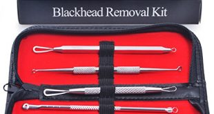 7. Best Professional Esthetician Edition Blackhead Remover Tool Kit