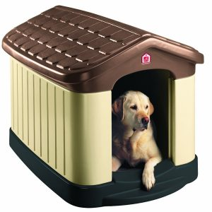 8. Pet Zone Step 2 Tuff-N-Rugged Indoor Dog House