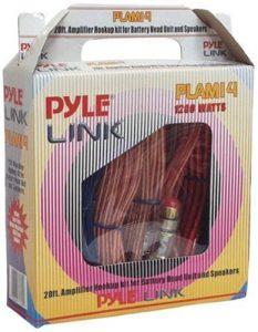 8. Pyle PLAM14 1000 Watts Amplifier HookUp Audio installation Kit