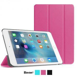 9. Bovon iPad Pro Cases, Slim Fit Multi-angle Folio Cover Premium Rubber Coated