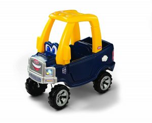 2. Little Tikes Cozy Truck