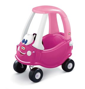 7. Little Tikes Princess Cozy Coupe Ride-On