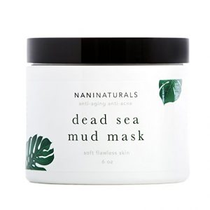 8. Nani Naturals Dead Sea Mud Mask