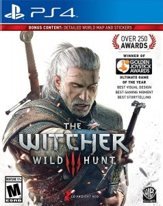 9. The Witcher 3: Wild Hunt