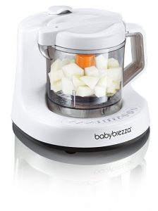 1. Baby Brezza One-Step Baby Food Maker